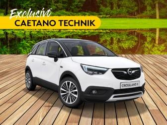 Opel Crossland X por apenas 247€*/mês- TUDO INCLUÍDO