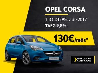 Usados Opel é na Caetano Technik