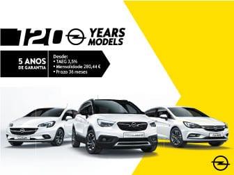 120 Anos Opel
