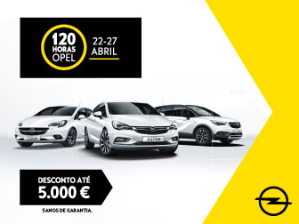 120 Anos / 120 Horas Opel