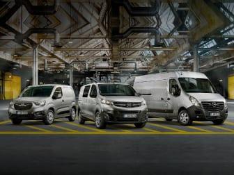 Comerciais Opel – as ferramentas alemãs que põem o seu negócio a andar.