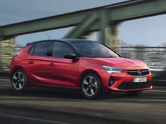 Novo Opel Corsa desde 14.527€*