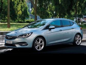 Opel Astra com desconto até 4.500€*