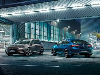 Novo Opel Insignia com desconto até 3.500€*