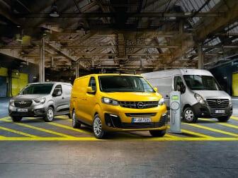 Veículos Comerciais Opel ao mais alto nível!