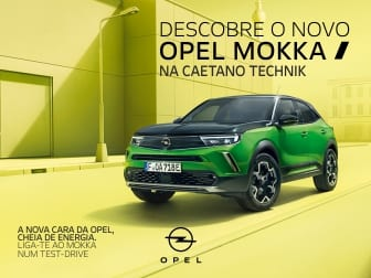 Novo Opel Mokka desde 21.100€